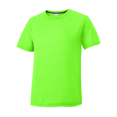 DY1825 Youth Competitor Cotton Touch Tee