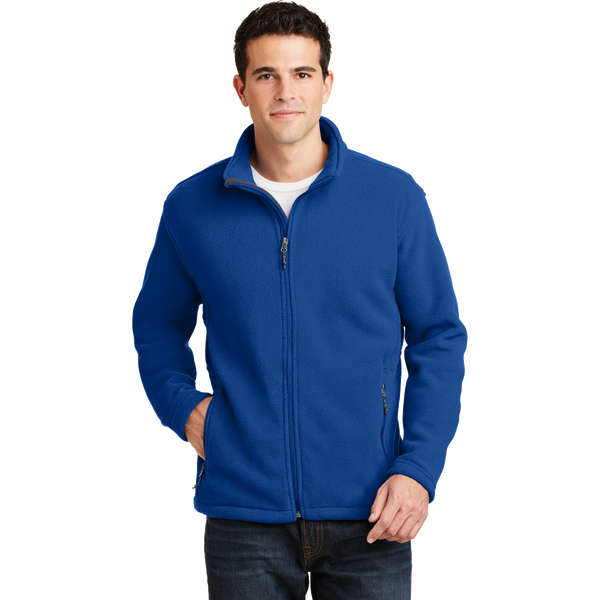 D2016M Mens Value Fleece Jacket