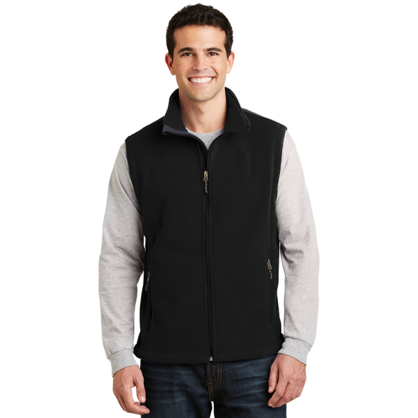 D2015M Mens Value Fleece Vest