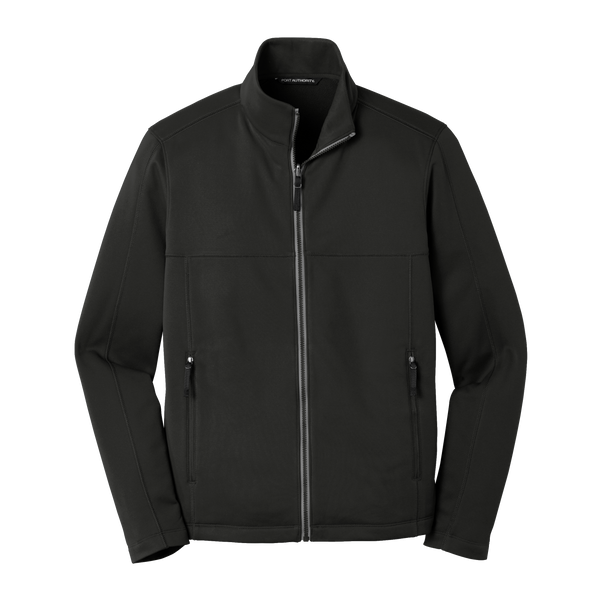 D1885M Mens Collective Smooth Fleece Jacket