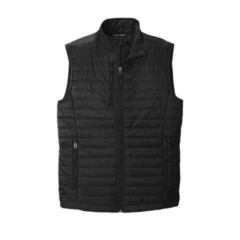 D2061M Mens Packable Puffy Vest