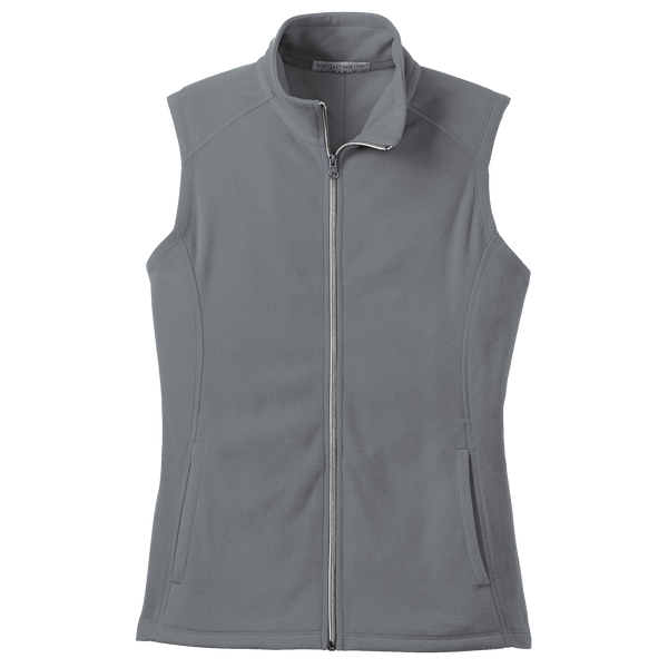 D1334W Ladies Microfleece Vest