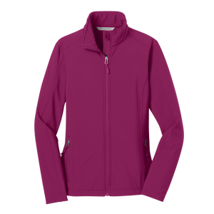D1401W Ladies Core Soft Shell Jacket