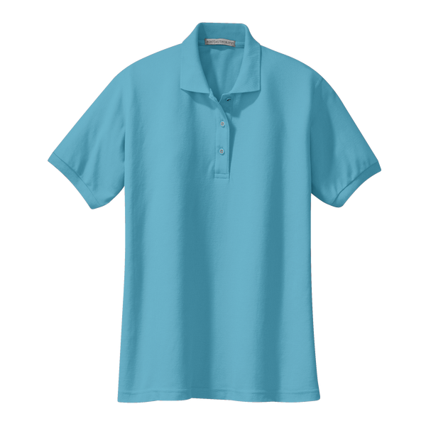 D1318W Ladies Silk Touch Short Sleeve Polo