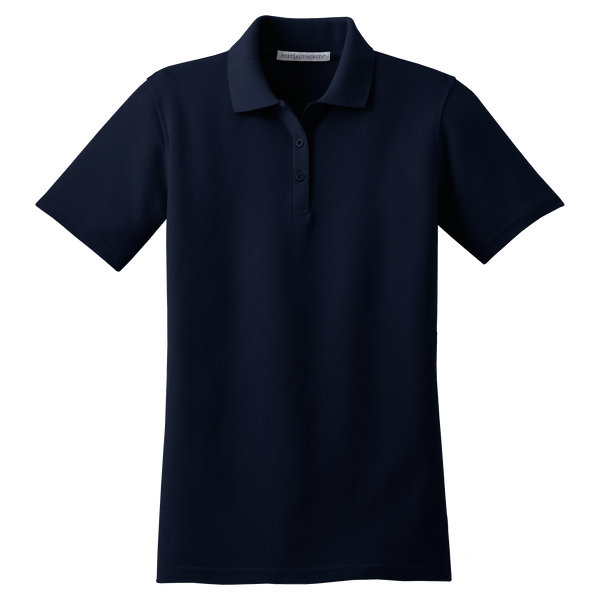 D1418W Ladies Stain-Resistant Polo