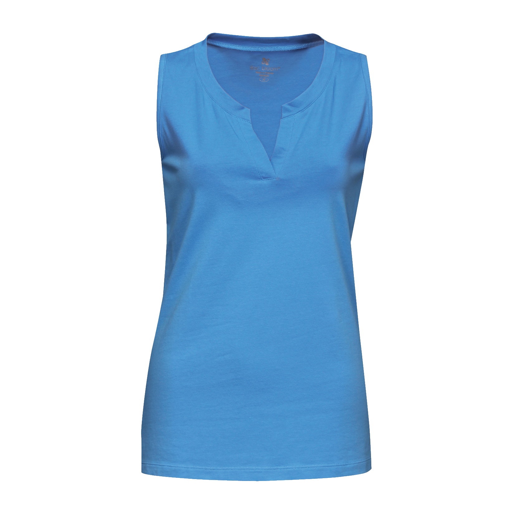 D1705 Ladies Jersey Sleeveless Knit Top