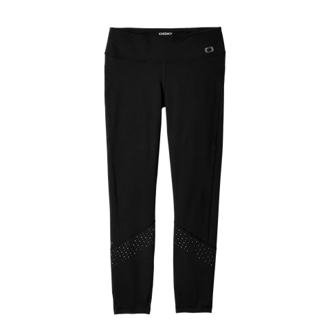 D1956 Ladies Laser Tech Leggings