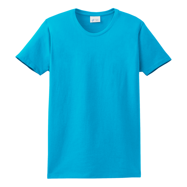 D1340W Ladies Essential Tee