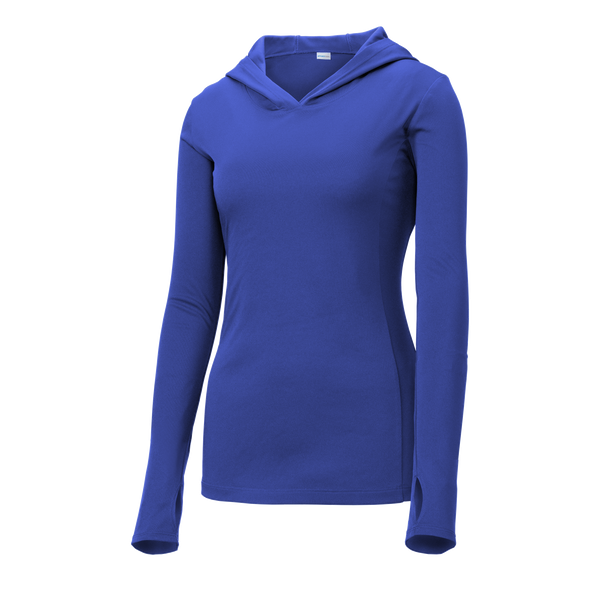 D1907W Ladies Competitor Hooded Pullover
