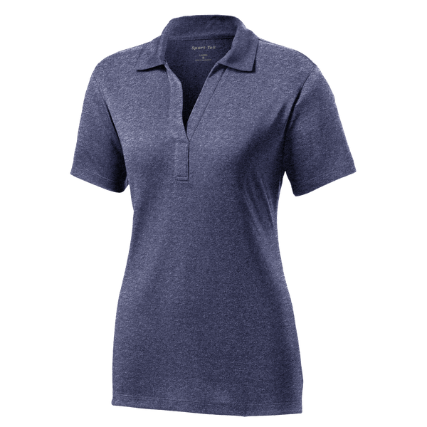 D1512W Ladies Heather Contender Polo