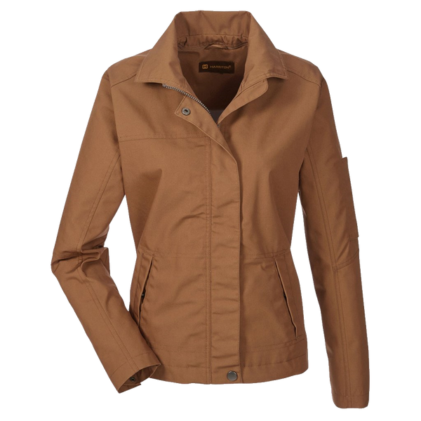D1777W Ladies Auxiliary Canvas Work Jacket