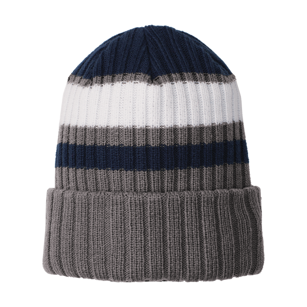 D1872 Ribbed Tailgate Beanie
