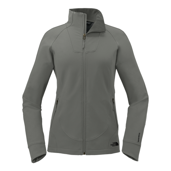 D1805W  Ladies Tech Stretch Soft Shell Jacket