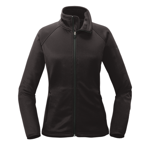 D1809W  Ladies Canyon Flats Stretch Fleece Jacket