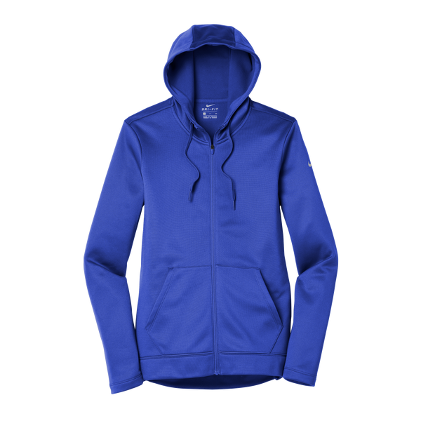 D1902W Ladies Therma-FIT Full Zip Fleece Hoodie