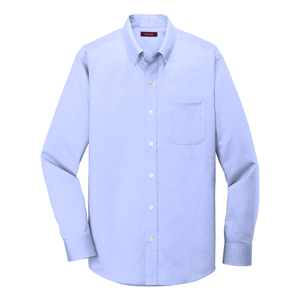 D1929T Mens Tall Pinpoint Oxford Non-Iron Shirt