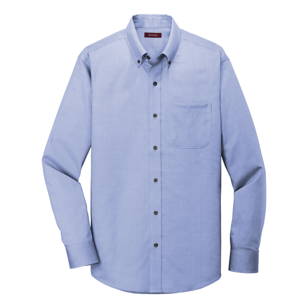 D1929M Mens Pinpoint Oxford Non-Iron Shirt