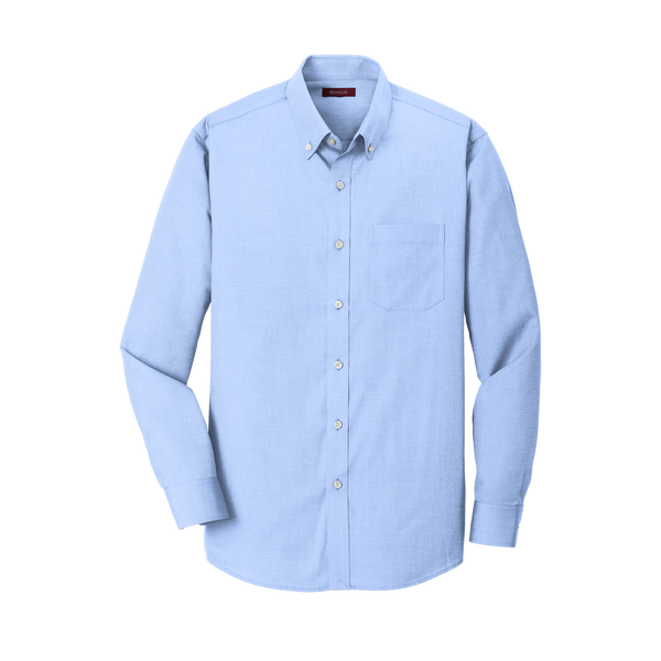 D1927M Mens Nailhead Non-Iron Shirt