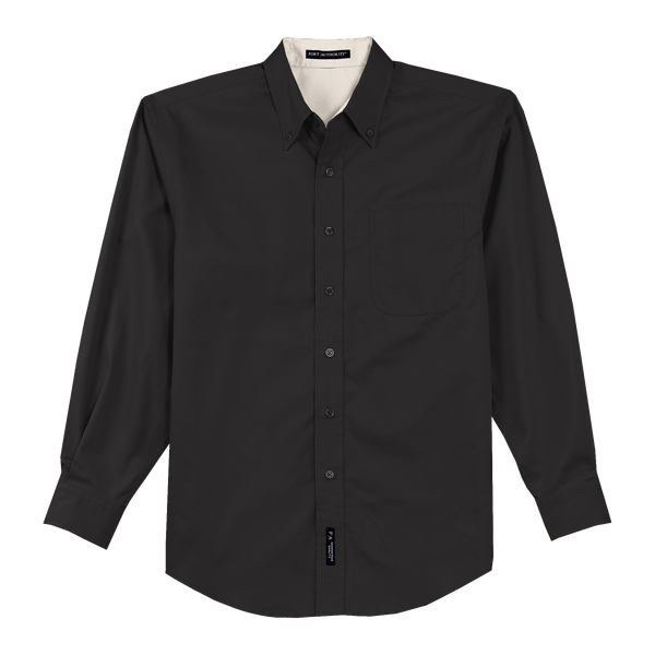 D1309M Mens Easy Care Long Sleeve Shirt