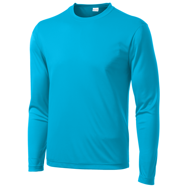 D1415LS Mens Long Sleeve Competitor Tee