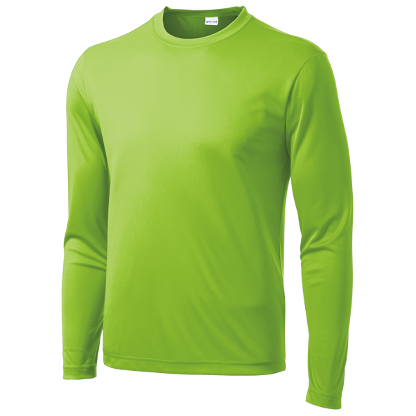 D1415LSMT Mens Long Sleeve Tall Competitor Tee