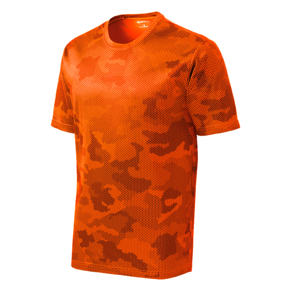 D1589M Mens CamoHex Tee