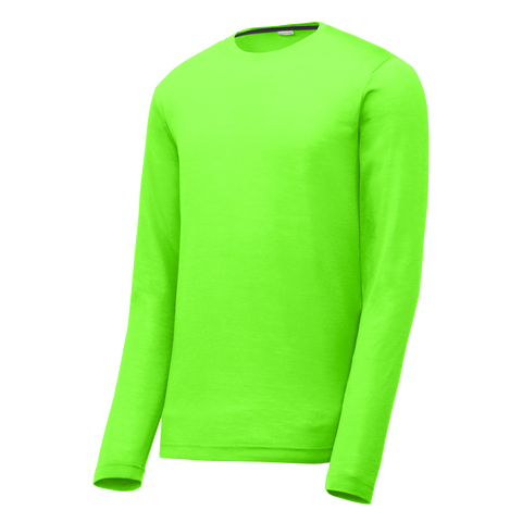 D1825LS Long Sleeve Competitor Cotton Touch Tee