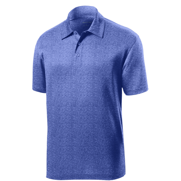 D1512M Mens Heather Contender Polo
