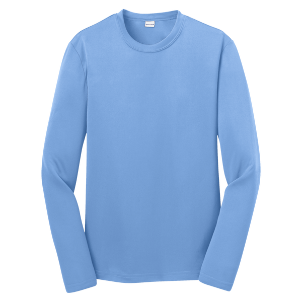 DY1461 Youth Long Sleeve Competitor Tee