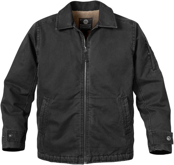 D1580 Mens Stone Ridge Lined Work Coat