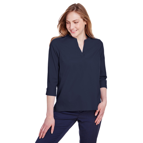 D2025W Ladies Stretch Tunic