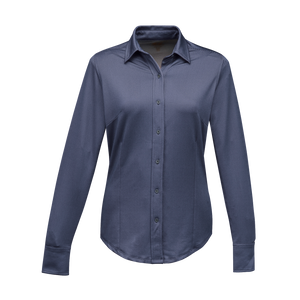 D2040W Ladies Demi Button Down