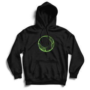 NCS Visualiser Hoodie - Trap Green