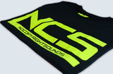 NCS T-Shirt (Electro Yellow)