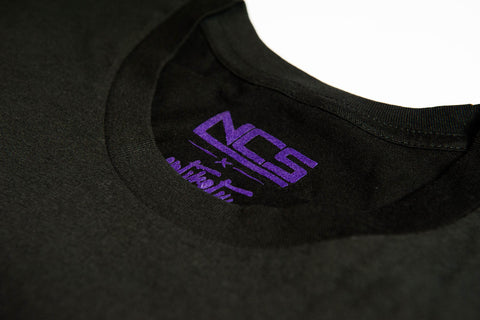 NCS T-Shirt (D&B Purple)