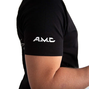 Limited Edition A.M.C Energy Tee Sleeve Detail