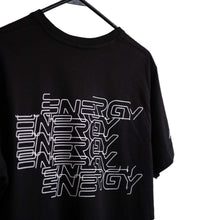 Load image into Gallery viewer, Limited Edition A.M.C Energy LP Tee Back