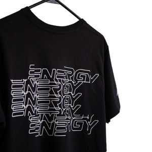 Limited Edition A.M.C Energy LP Tee Back
