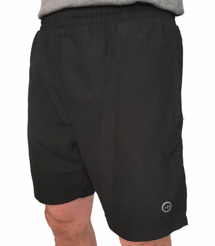 Mens Tailored Shorts Black
