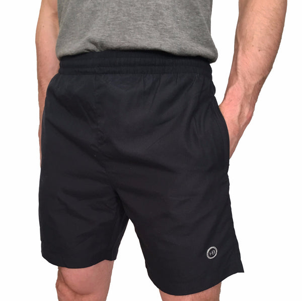 Mens Tailored Shorts Navy