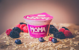 MOMA Wins Gold at the Healthy Food & Drink Awards!