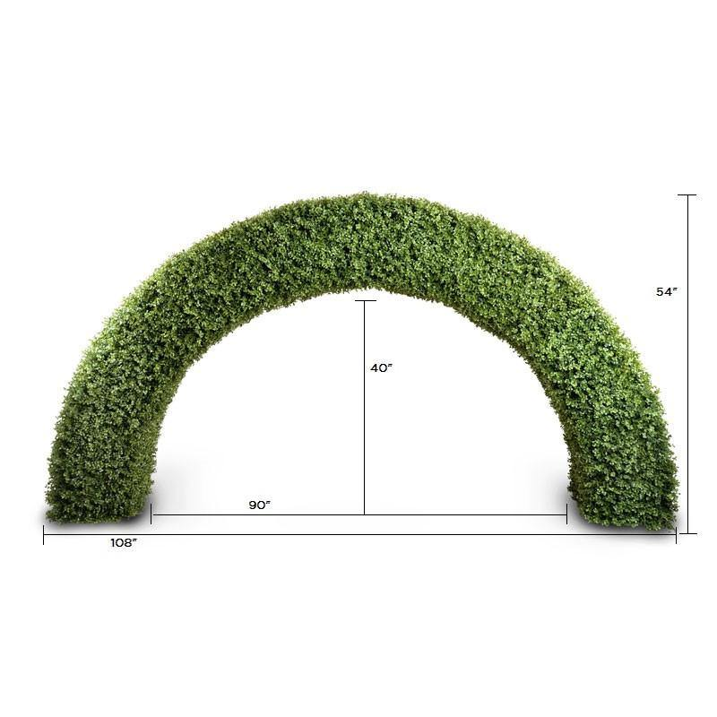 Boxwood Arc - New Growth Designs