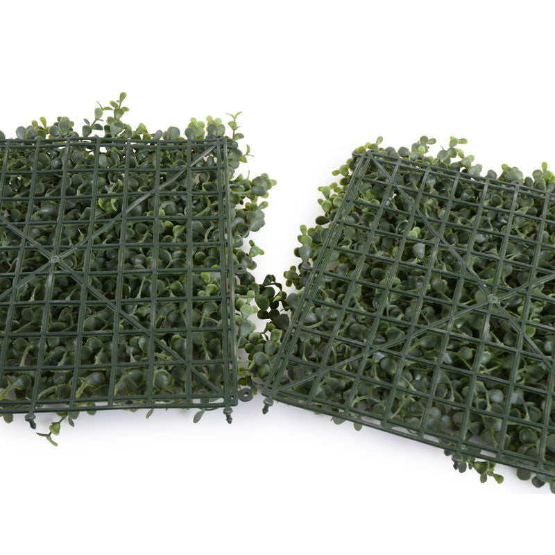 "12"" Boxwood Interlocking Mats - New Growth Designs"