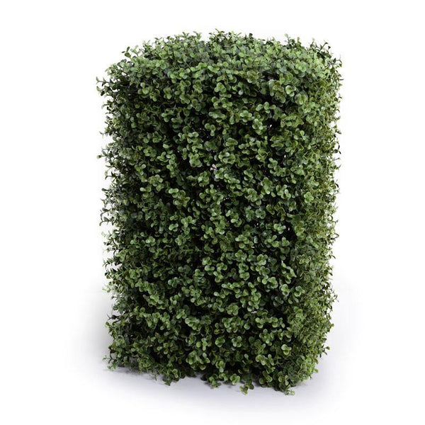 "Boxwood Column, 21.5""H"