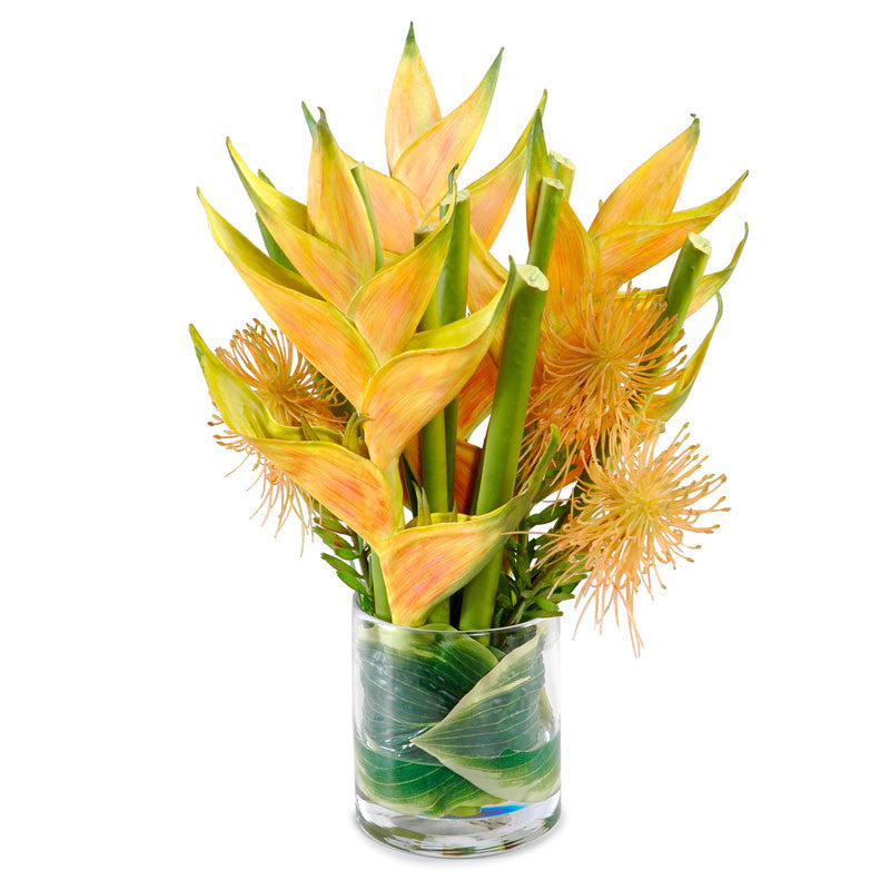 Heliconia Vase - New Growth Designs
