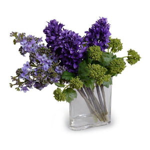 Hyacinths, Lilac, Viburnum - New Growth Designs