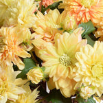 Dahlia Bouquet (Large) - Yellow