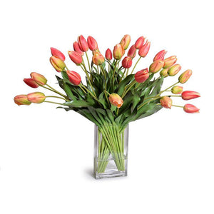 Tulip Arrangement - Orange