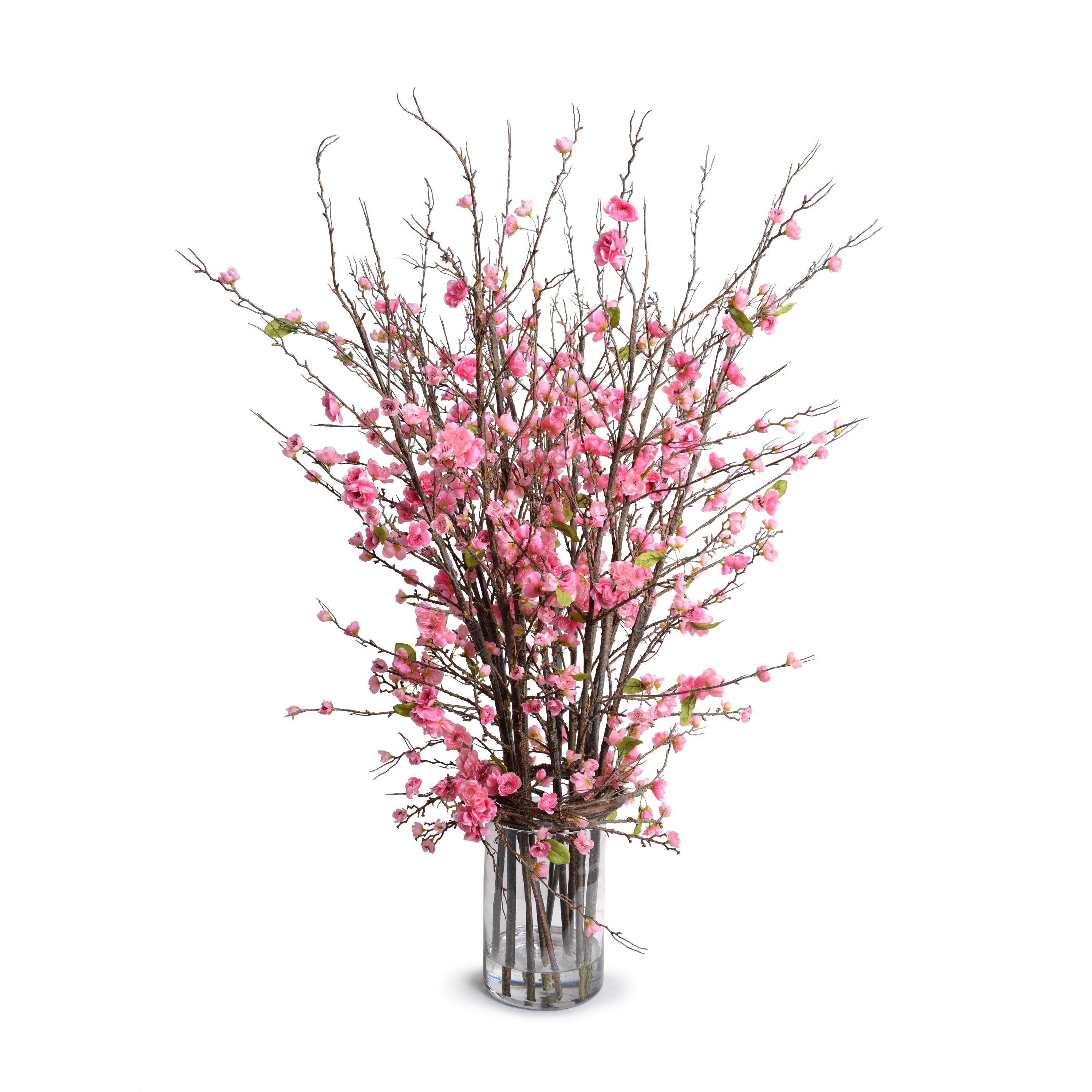Cherry Blossom Arrangement - Pink