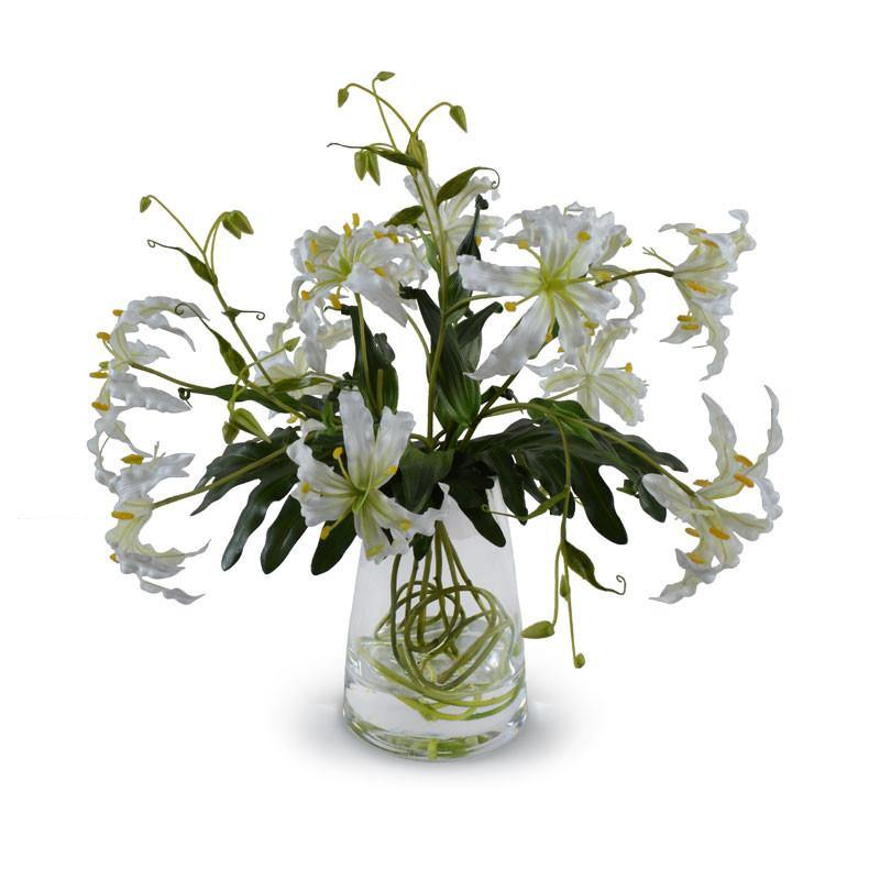 Gloriosa Lily Bouquet - New Growth Designs